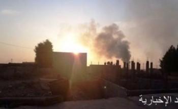 مقتل 5 مقاتلين موالين لإيران جراء غارات جوية مجهولة بريف دير الزور