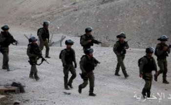 القوات الإسرائيلية تجرى تدريبات عسكرية فى الأغوار الشمالية