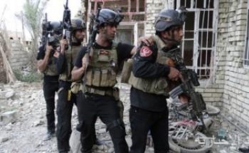 اعتقال 5 أشخاص أثناء محاولتهم استهداف قوات الأمن فى كربلاء بالعراق