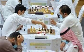 بطولة القصيم للشطرنج تواصل جولتيها الثانية والثالثة