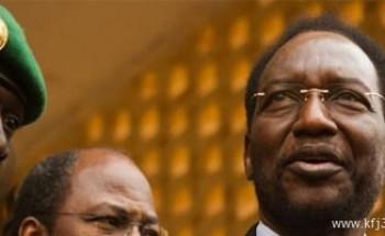 الرئيس المالى يصل موريتانيا