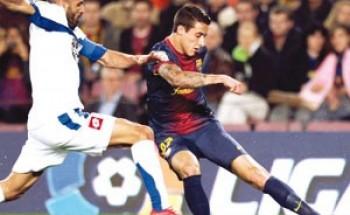 برشلونة يخطط للاقتراب من اللقب برايو فايكانو