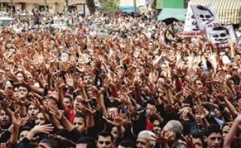 """مرسي يغازل """"الصعايدة"""" بـ""""التنموية"""""""