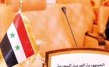 """""""الوزاري العربي"""" يقر جدول الأعمال"""