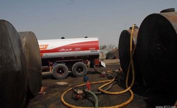 احباط تهريب 3 ملايين كيلو من المشتقات البترولية بالدمام