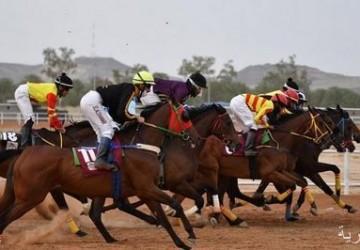 ميدان فروسية العقيق يشهد الحفل الرابع لموسم سباقات الخيل للعام الحالي