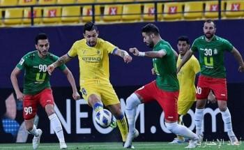دوري أبطال آسيا : النصر السعودي يخسر من الوحدات الأردني