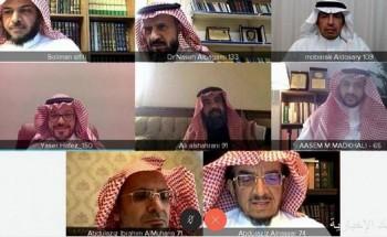 الشؤون الإسلامية والقضائية في مجلس الشورى تدرس تقارير أداء سنوية لعدة أجهزة حكومية