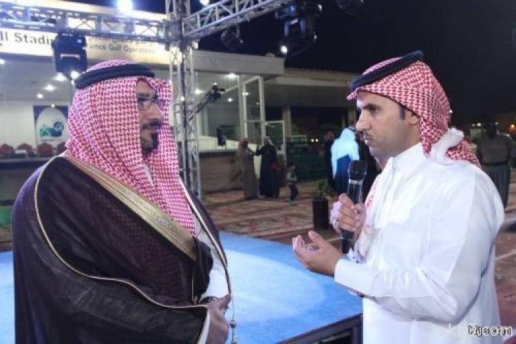 كلمات من القلب يبثها ضيوف الحفل الختامي ومنظمي بطولة الشركة 2012م