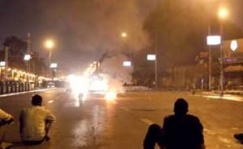 """مصر.. مظاهرات حاشدة في ذكرى """"تنحي مبارك"""""""