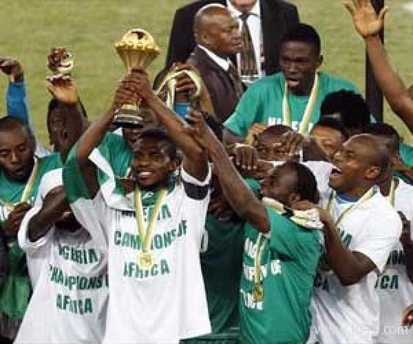 نسور نيجيريا أبطالا لأمم أفريقيا