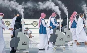رئاسة شئون الحرمين : حزمة إجراءات احترازية ووقائية لسلامة قاصدي المسجد الحرام