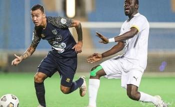 التعاون يتغلب على العين في دوري كأس الأمير محمد بن سلمان للمحترفين