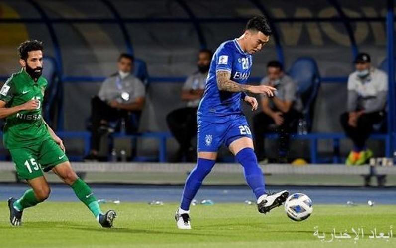 دوري أبطال آسيا: الهلال السعودي يخسر من شباب الأهلي الإماراتي