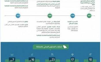 هيئة المحتوى المحلي والمشتريات الحكومية تحقق مكاسب بـ 18 مليار ريال للمحتوى المحلي حتى 2020