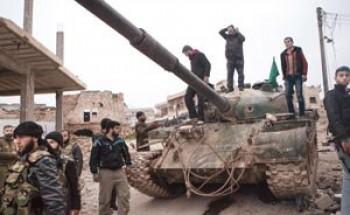 """""""الثوار"""" يسيطرون على سد """"الفرات"""" ويحصدون 14 عنصرا من مخابرات الأسد"""