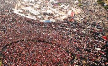 """""""السيسي"""" يحسم مستقبل مصر"""