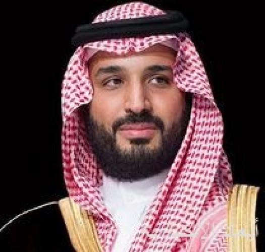 سمو ولي العهد يهنئ رئيس جمهورية مصر العربية بذكرى اليوم الوطني لبلاده