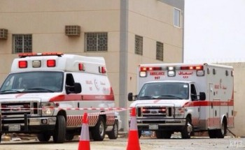 إصابة وافد عربي في حادث دهس بالخفجي