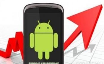 إحصائية: أندرويد يسيطر على 80% من مبيعات الهواتف الذكية