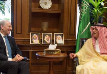 الجبير يستقبل رئيس مجلس العلاقات الخارجية الأمريكية