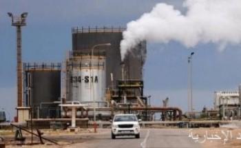 الجيش الليبى يعلن استعادة السيطرة على حقل الفيل النفطى