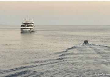 حرس الحدود يخلي بحارة أوكرانية تعرضت لحالة مرضية على متن يخت يوناني في مياه البحر الأحمر