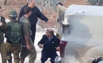 الاحتلال الإسرئيلى يعتقل 21 فلسطينيا من الضفة الغربية ويتوغل على حدود غزة