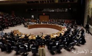 مجلس الأمن يعبر عن قلقه من التصعيد فى ليبيا ويدعو لإنهاء التدخل الخارجى