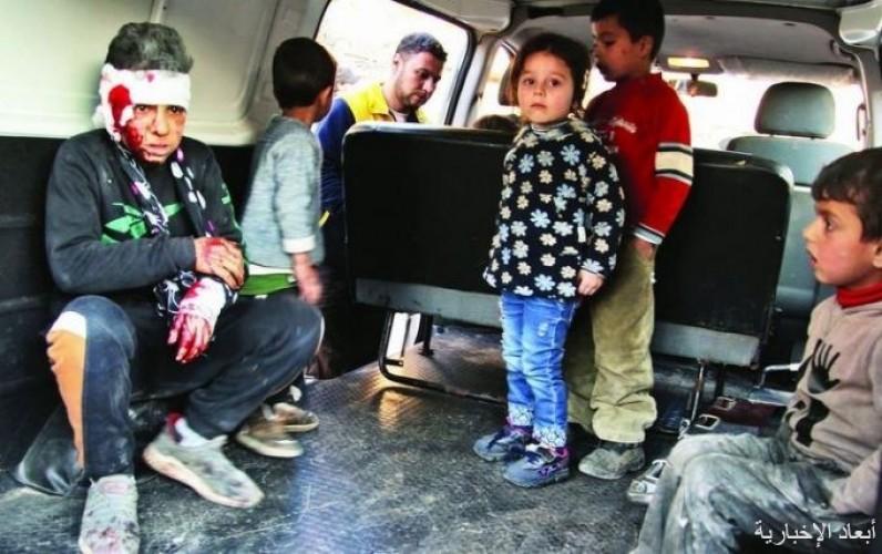 مليون نازح سوري خلال شهرين