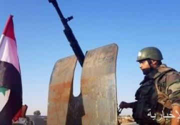10 قرى تفصل الجيش السورى عن السيطرة الكاملة على محافظة حماة