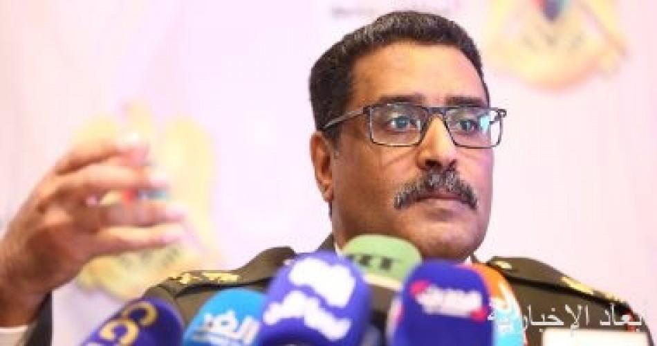 الجيش الليبى: احتجاز 20 مرتزقا سوريا بقاعدة معيتيقة للاشتباه فى إصابتهم بكورونا