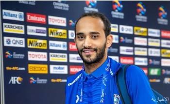 عطيف: الفرج أفضل لاعب سعودي