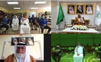 جلوي بن عبدالعزيز يحث لاعبي نجران والأخدود على بذل قصارى جهدهم