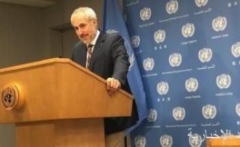 أمين عام الأمم المتحدة يعرب عن قلقه من الحشد العسكرى فى سرت