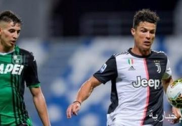 يوفنتوس يتعادل بصعوبة أمام ساسولو 3-3 في مباراة مثيرة بالدوري الإيطالي