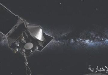 """مسبار ناسا الفضائى يستعد لأول محاولة لجمع عينات من كويكب """"بينو"""""""