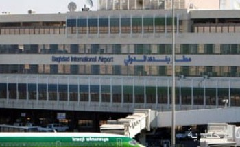 إطلاق صاروخ كاتيوشا على محيط مطار بغداد دون خسائر