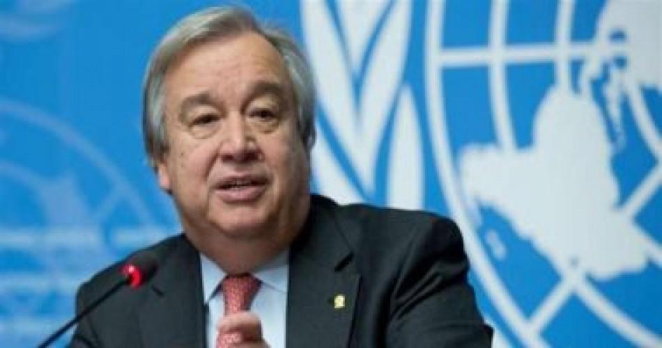 أمين عام الأمم المتحدة ينتقد عدم تعاون دول العالم في مكافحة كورونا