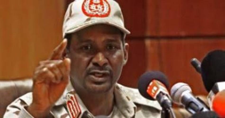 نائب رئيس مجلس السيادة السودانى يؤكد استعداد الحكومة للتعاون مع المحكمة الجنائية