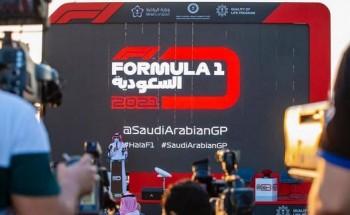 """بدعم مباشر من سمو ولي العهد.. المملكة تستضيف سباق """"فورمولا 1 السعودية"""" للمرة الأولى في تاريخها في نوفمبر 2021"""