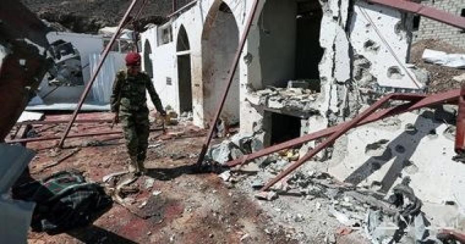 قوات الجيش اليمني تحرر مواقع استراتيجية شرق الحزم بالجوف