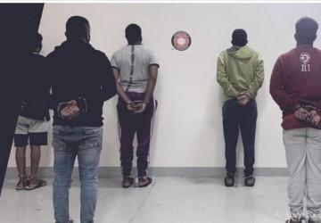 شرطة مكة: القبض على 7 إثيوبيين سلبوا 632 ألف ريال