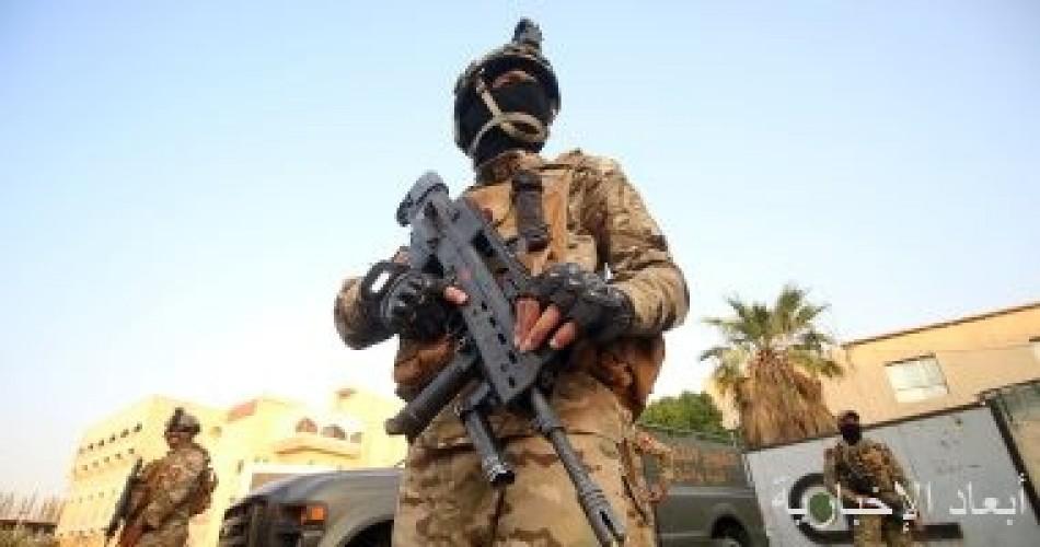 الاستخبارات العسكرية العراقية تضبط منصات إطلاق صواريخ فى الأنبار