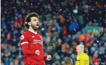 صلاح: ليفربول الأكثر تضرراً من اللعب دون جماهير