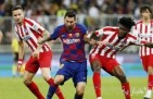 ميسي يواجه سواريز فى التشكيل المتوقع لقمة برشلونة ضد أتلتيكو مدريد