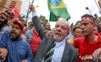 معهد برازيلى: الرئيس السابق لولا دا سيلفا المفضل للانتخابات الرئاسية المقبلة
