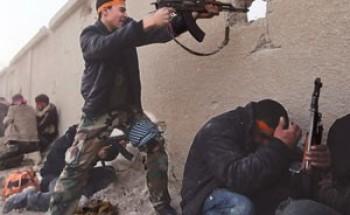 معركة دمشق.. جمود ودماء وحرب قناصة