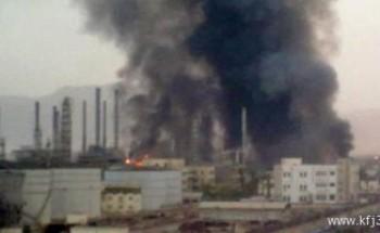 قتلى وجرحى إثر انفجار سيارة مفخخة فى حمص بوسط سوريا