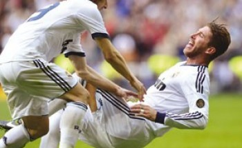 """من جديد ..""""الريال"""" يسقط """"برشلونة"""""""